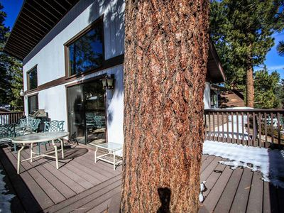 Photo for House 1 km from the center of Big Bear Lake with Parking, Internet, Washing machine (983592)