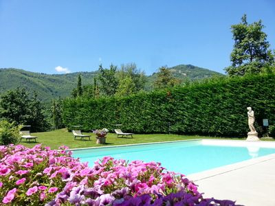 Photo for Country villa in Garfagnana with private pool (7sleeps)