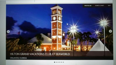 Photo for REDUCTION SALE ORLANDO Hilton GV Club at SeaWorld  Dec 16 2017
