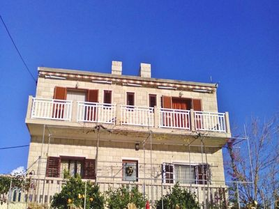 Photo for Apartments Marija, (14175), Sumartin, island of Brac, Croatia