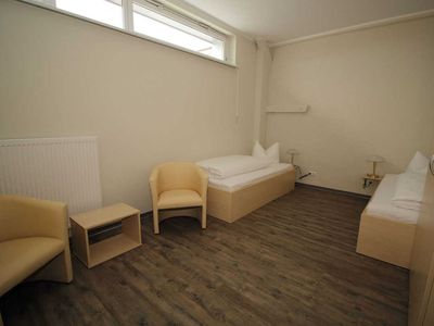 Photo for Cabin No. 2 - Holiday Cabins - directly in the Sassnitz city harbor