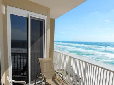 Photo for ☀Grandview East 502☀ Gulf FRONT for 8! OPEN May 19 to 21 $677! Pool- Fun Pass