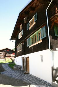 Photo for MODERN ORIGINAL CHALET AT BEST LOCATION NEAR DISENTIS AND Sedrun