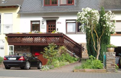 Photo for Comfortably furnished apartments in a central location beside the River Moselle in Alken.