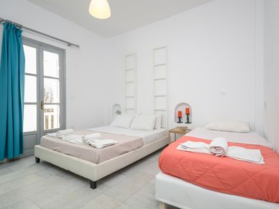 Photo for DEPIS SUITES Deluxe room for three people near the beach in Naxos town