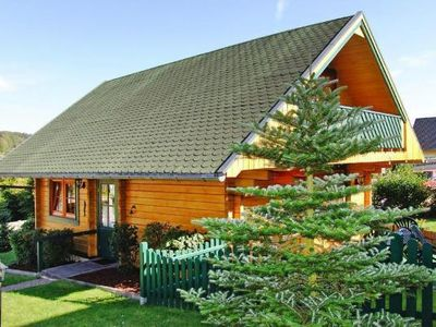 Photo for Block house im Fuchsbau, Bad Sachsa  in Harz - 4 persons, 2 bedrooms