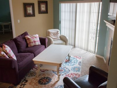 Photo for Beautiful 4 Bedroom Condo, Summer bookings include up to 10 Noah's Ark passes