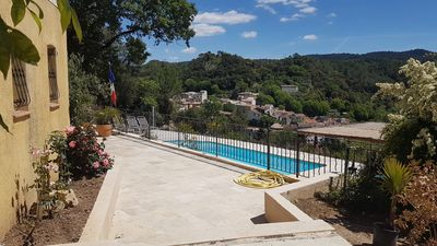 Photo for VILLA LES AILES IN PROVENCE
