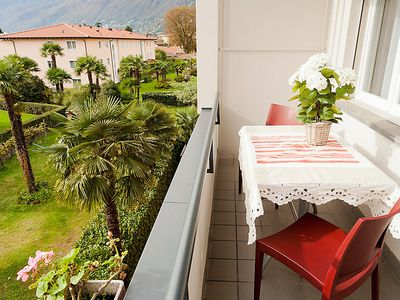 Photo for Apartment Double Room in Ascona - 2 persons, 1 bedrooms