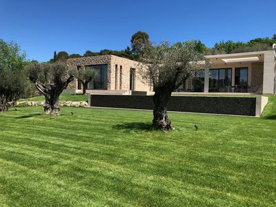 Photo for Villa Mougins Californian single-storey new high-end service