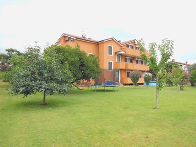 Photo for Apartment in Zambratija (Umag), capacity 2+2