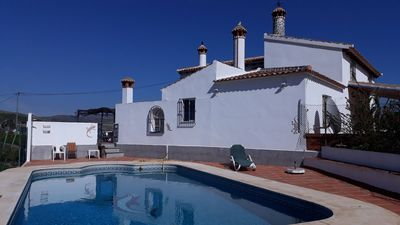 Photo for Large Villa Complex With Private Pool In The Heart Of Andalucia