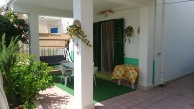 Photo for Cozy apartment in tourist / bathing location km from Ag