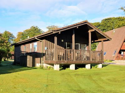 Photo for Fantasticprivate lodge in Hunters Quay Holiday Village, Dunoon, sleeping 4 persons