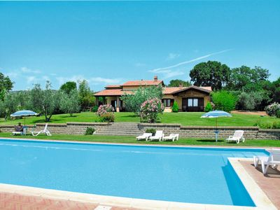 Photo for Vacation home Agriturismo Dolce Vita (BOL325) in Lago di Bolsena - 8 persons, 3 bedrooms