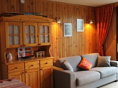 Photo for Rent of furnished comfort 6 people in Corbier at the foot of the slopes