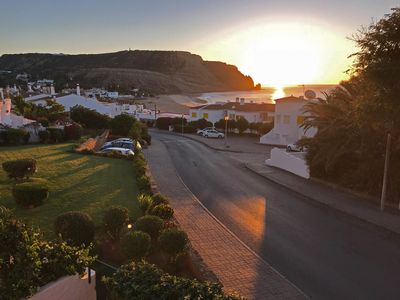 Photo for Cozy Apartment with Stunning Sea Views, One Minute Walk from the Beach