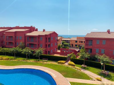 Photo for Amplio Duplex Con Vistas al Mar en Marina Sant Jordi (MSJ 53)