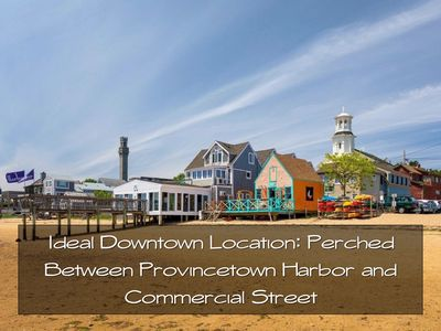 Photo for Renovated Freestanding Beach House in Town Center