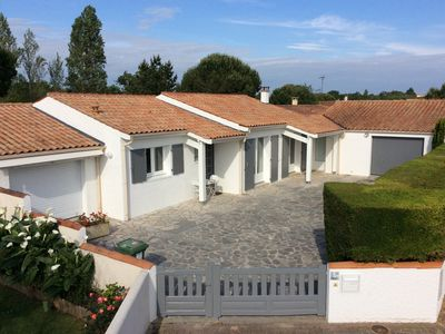 Photo for BEAUTIFUL HOUSE 6 PEOPLE WITH GARDEN AND TERRACE SAINT GEORGES D'OLERON