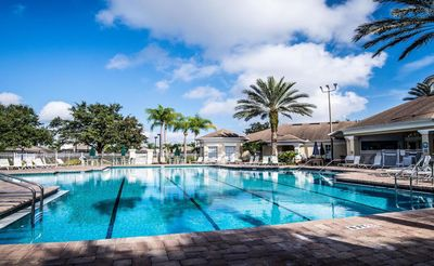 Photo for 3BR 1st Floor Condo Near Disney, Steps from Pool, Loaded with Amenities