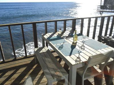 Photo for Malibu Beachfront-2bdr