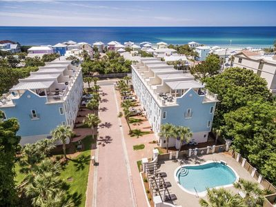 Photo for Fall on 30a! Learn from the beach! 4BR/4BA with Rooftop views! GREAT Location!