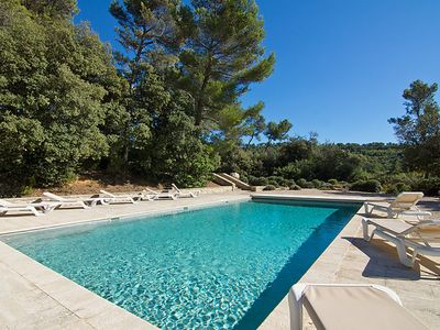 Photo for Vacation home Domaine de Piegrois  in Grambois, Luberon - 14 persons, 6 bedrooms