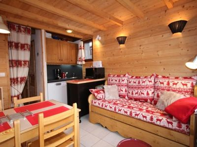 Photo for Apartment Les Saisies, 1 bedroom, 5 persons