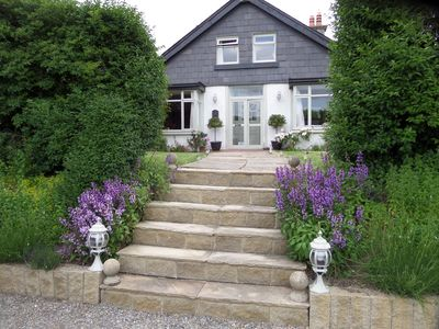 Photo for Historic B&B The Artist Residence Dublin, a cottage by the sea in Dublin City