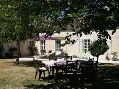Photo for Charming gite, with hot tub, close to Cognac and golf