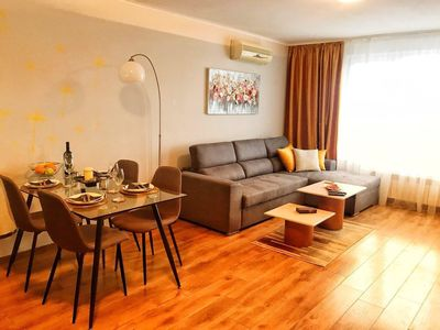 Photo for Apartment Budapest is located in the heart of old Sofia, close to many historical sights, museums, theaters anf restaura