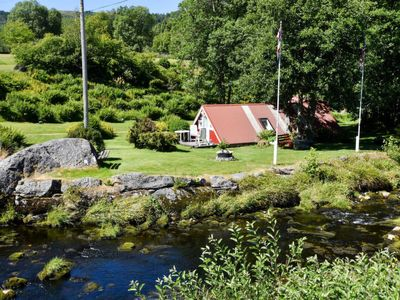 Photo for Vacation home Fiskehuset (FJS215) in Davik - 3 persons, 2 bedrooms
