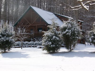 Photo for Wise Old Owl Cabin 5 STAR French Lick Nov 22-24 & Dec 27 - 29 AVAIL Book it Fast