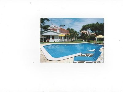 Photo for Luxuriouse Villa with a heated pool near de beach in Banzão-Praia das Maças