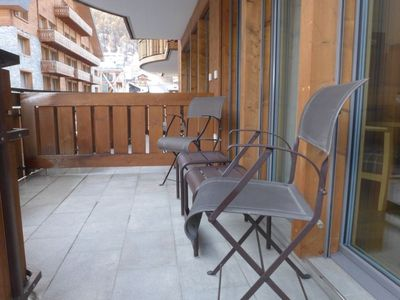 Photo for Apartment in the center of Zermatt with Lift, Internet, Pool, Balcony (45933)
