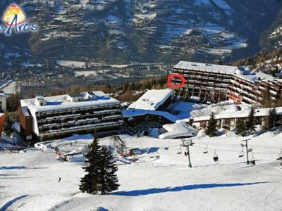 Photo for Bourg Saint Maurice: Nice residential flat, 47 m2, facing directly south.