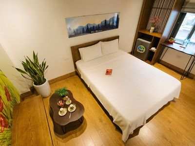 Photo for Ha Noi 's Autumn,cozy room-rooftop,Lake view floor- The Autumn Homestay