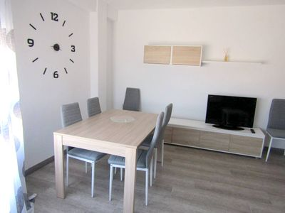 Photo for Homerez last minute deal - Beautiful apt in Benetúser and Wifi