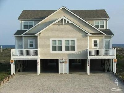 Photo for Fantastic Oceanfront Duplex with Large Heated Pool!