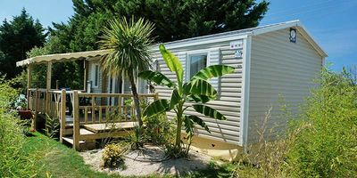 Photo for Camping Les Blancs Chênes **** - Mobile Home 3 Rooms 6 People Family