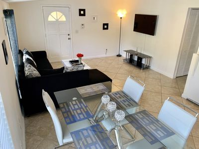 Photo for Spacious Family Friendly Home 5 min Drive to Hollywood Beach