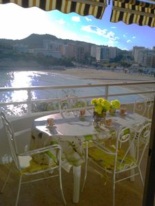 Photo for Share Pool, Excellent Views, Right On The Sea Front. WIFI, Parabollic TV