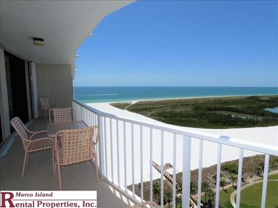 Photo for South Seas tower 1 1808; Excellent view from this 18th floor condo