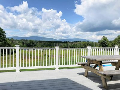 Photo for 6BR, Panoramic Catskill Mtn Views, Next to Horse Shows, Large Pool, Family Fun