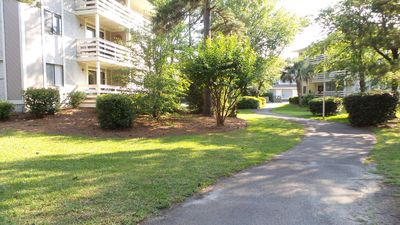 Photo for Summer 19 2BR/2 BA, Sleeps 6, Fiddlers Cove, Pools and Tennis on site 5 minute to Beach