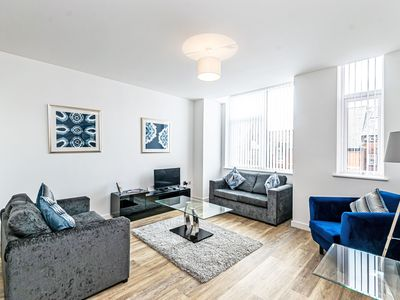 Photo for City Suites - 2 bed -  a chester that sleeps 6 guests  in 2 bedrooms