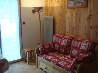 Photo for 3 rooms duplex 4 people 3* exposed south