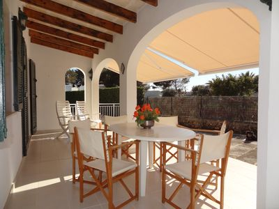 Photo for Quiet villa x 6 people with free wifi, pool and private parking