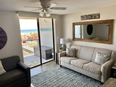 Photo for Luxury condo with beautiful Gulf view!